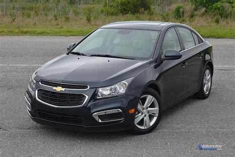 2018 Chevrolet Cruze Turbo Diesel Review Test Drive