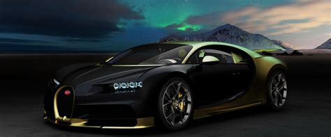 Much of gold's value comes from its scarcity. Supercars Gallery: Bugatti Centodieci In Gold