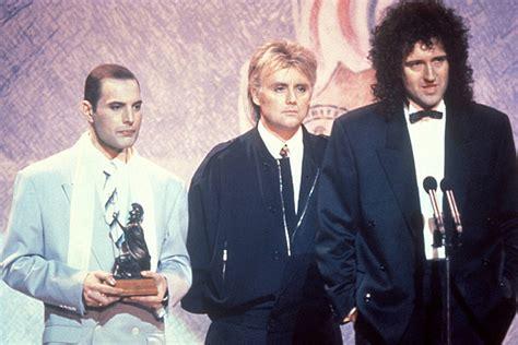 Freddie Mercury Makes His Final Public