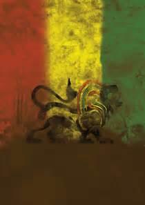 Rasta Lion of Judah Tattoos