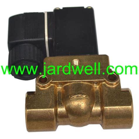p boge solenoid valve