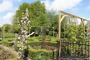 Pergola Pour Plante Grimpante : pergola pour rosier grimpant ~ Premium-room.com Idées de Décoration