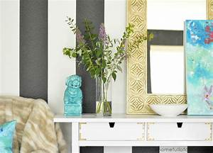 sarah m dorsey designs qa shavonda a home full of color With what kind of paint to use on kitchen cabinets for though she be but little wall art