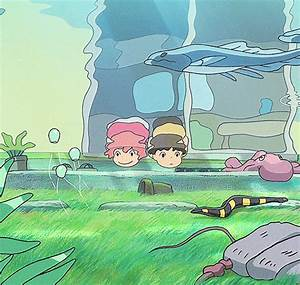Ponyo (click to have animated gif) | studio ghibli ...
