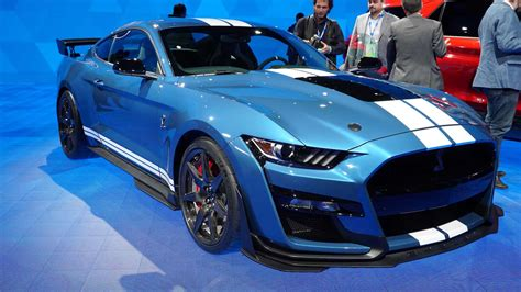 ford debuts 2020 shelby gt500 detroit auto show coverage livestreams photos breaking news
