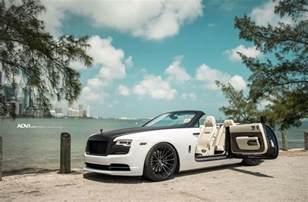 Dawn Rolls-Royce Custom Wheels