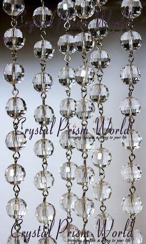 strands for chandeliers chain chandelier beaded garland item b0105