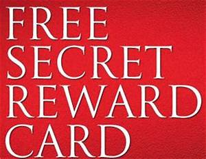 Victoria's Secret Rewards Card Offer