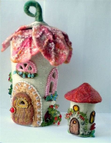 Permalink to Natural Toilet Paper Roll Fairy House