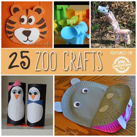 25 zoo animal crafts and recipes animaux 15 zoo animal 798 | 770af8fb8551bc0df3c1d2e0f35f6b61