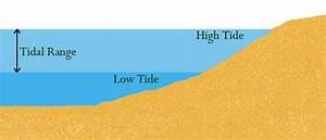 Diagram Of Tidal Range