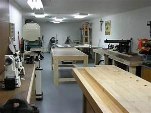 John's Basement Woodshop - Shop Tour - The Wood Whisperer
