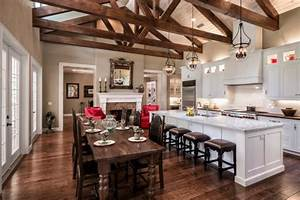 15, Lovely, Farmhouse, Kitchen, Interior, Designs, To, Fall, In, Love, With