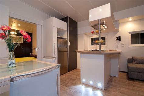 cuisine roller mobile home bungalow globo rojo barcelona
