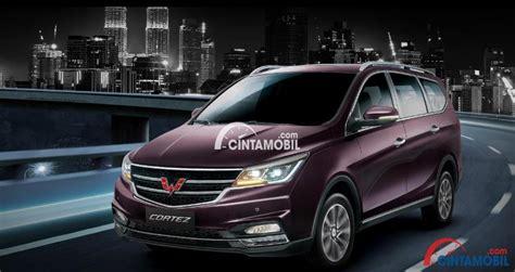 Gambar Mobil Wuling Cortez by Harga Wuling Cortez Juni 2019 Sediakan Turbo Dan Cvt