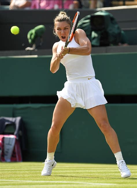 Simona Halep vs Saisai Zheng (Wimbledon 2018) – Wednesday July 05, 2018