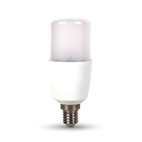 LED Bulbs  LED Bulb  9W E14 T37 Plastic Warm White