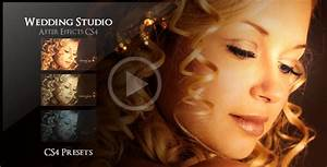 wedding studio by flashato videohive With dvd menu templates after effects