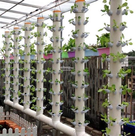 Vertical Hydroponic Garden by Vertical Tower Plant Pot Hydroponics End 2 14 2018 9 15 Pm