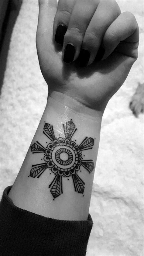 My second tattoo. Mix between mandala and the filipino sun