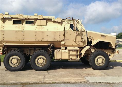 Military Style Vehicles Gain Traction With Law Enforcement