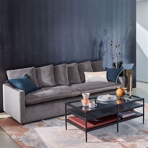 west elm settee west elm sofas sale up to 30 sofas sectionals chairs