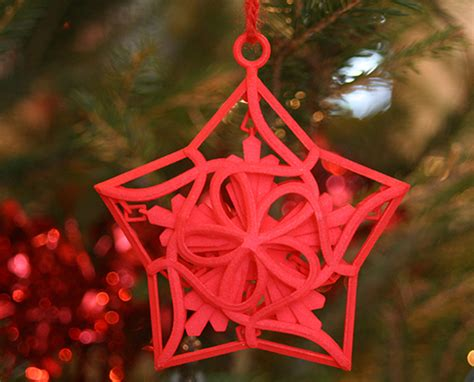 3d printed holiday decorations element14