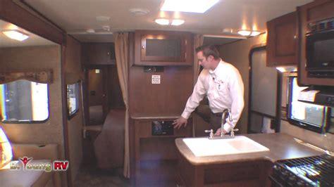 stock    foot kodiak express travel trailer