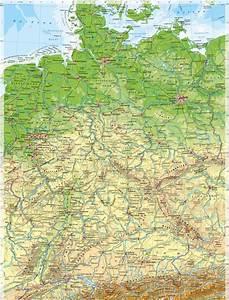 Deutschland Physische Karte : diercke weltatlas kartenansicht deutschland physische karte 978 3 14 100870 8 52 1 1 ~ Watch28wear.com Haus und Dekorationen