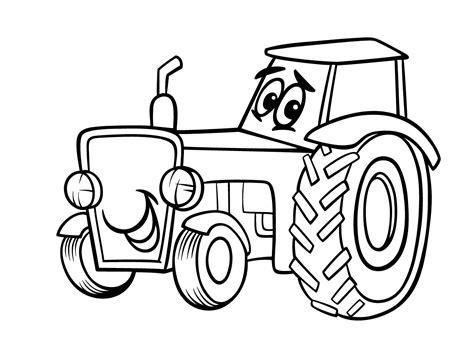 Afbeelding Tractor Kleurplaat by Kleurplaat Tractor Graafmachines En Trekkers Tijd Met