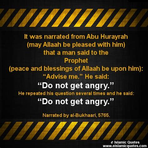 hadith  anger  islamic quotes  anger anger