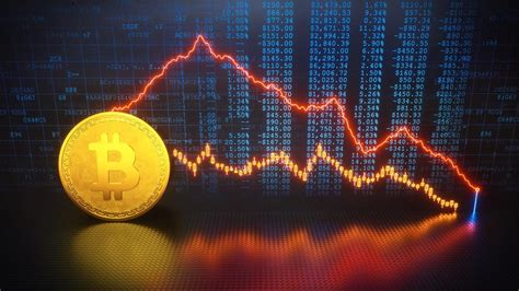 bitcoin price  bizarre  fall  cryptocurrency hits