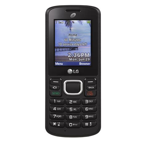 tracfone wireless phones tracfone tflg109cdmpsv lg 109c cell phone