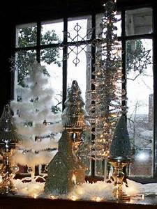 Bed Decoration Lights 25 White Christmas Window Decorations Ideas Decoration