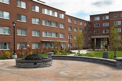 Housing Syracuse Campus Hall Watson Exterior Residence