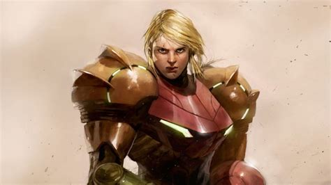 Now This Is How I Imagine Samus Looking