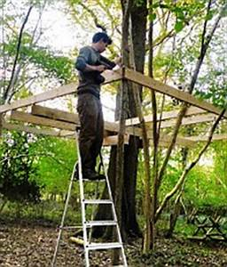 Comment Faire Une Cabane Dans Les Arbres : quelques r gles essentielles connaitre pour la construction d 39 une cabane dans un arbre le ~ Melissatoandfro.com Idées de Décoration