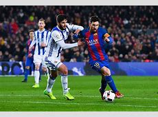 Barcelona vs Real Sociedad 2017 live stream Time, TV