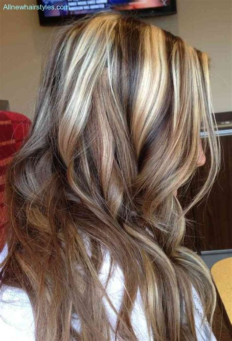 Highlights And Brown Lowlights Hairstyles by Highlights And Lowlights Pictures Allnewhairstyles