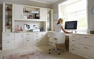 Home office furniture modern magazin for Home office furniture layout ideas