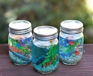 L acquario fai da te per far divertire bambini in casa