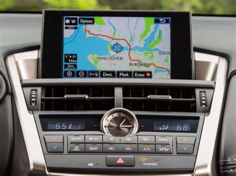lexus nx  road test  review autobytelcom