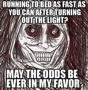 horrifying house guest shadowlurker MEMEs