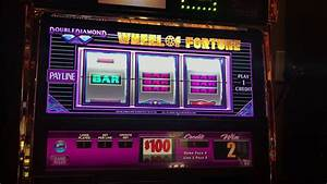 100 Wheel Of Fortune Slot Machine 100 High Limit Slot