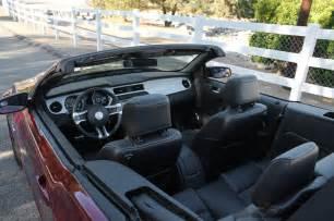 2014 ford mustang v8 convertible interior photo 6 - 2014 Ford Mustang Convertible Interior