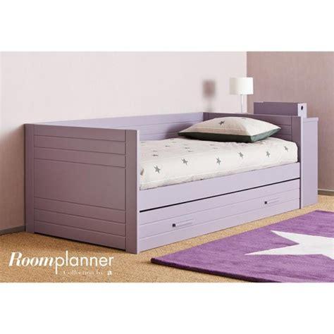 lit banquette enfant avec tiroir lit cometa 190 cm asoral