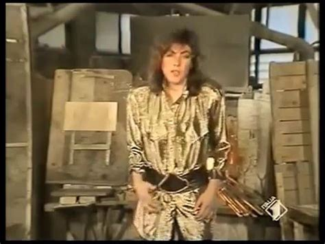 Laura Branigan  Self Control  Murano Glass Factory (1984