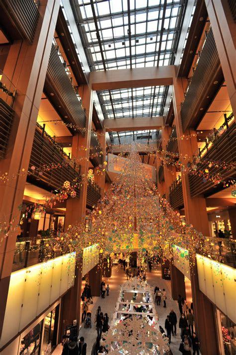 christmas illuminations  tokyo midtown tokyoblings blog