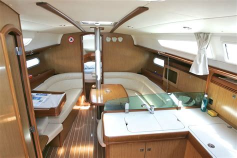 Jeanneau Sun Odyssey 36i   Istion Yachting Greece