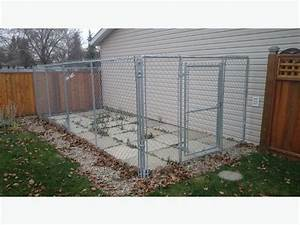 outdoor dog kennels With outside dog pens for sale